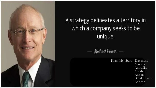 Le Meilleur Michael Porter And His Contributions To Management Ce Mois Ci