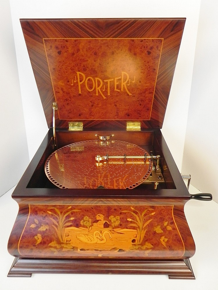 Le Meilleur Porter Music Box And 8 Records Ce Mois Ci