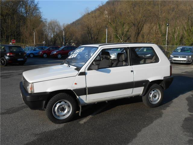 Le Meilleur Sold Fiat Panda 4X4 4X4 3 Porte 11 Used Cars For Sale Ce Mois Ci