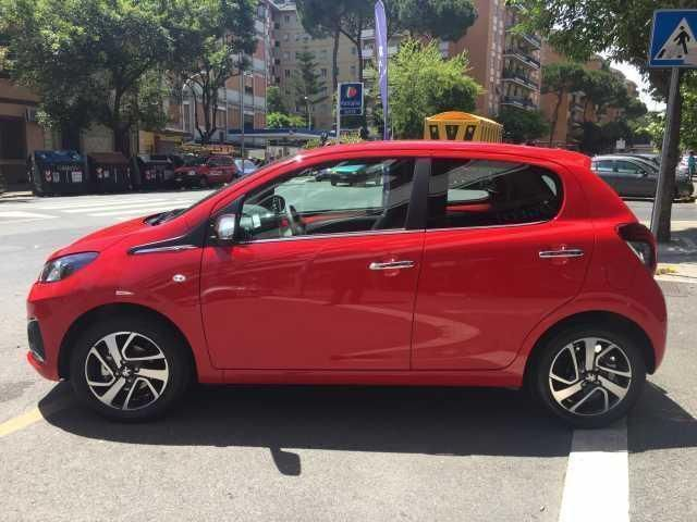 Le Meilleur Sold Peugeot 108 Vti 68 5 Porte Al Used Cars For Sale Ce Mois Ci