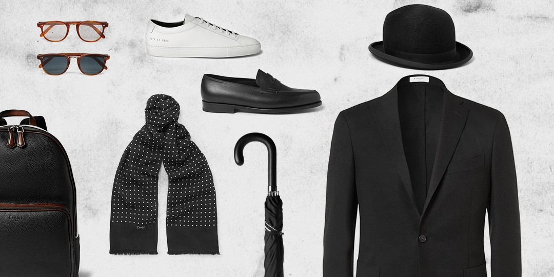 Le Meilleur Mr Porter Launches 5Th Anniversary Capsule Collection Askmen Ce Mois Ci
