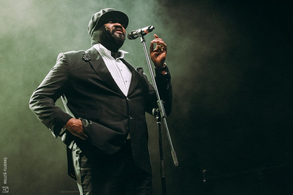 Le Meilleur Gregory Porter A Lansat One Night Only Live At The Royal Ce Mois Ci