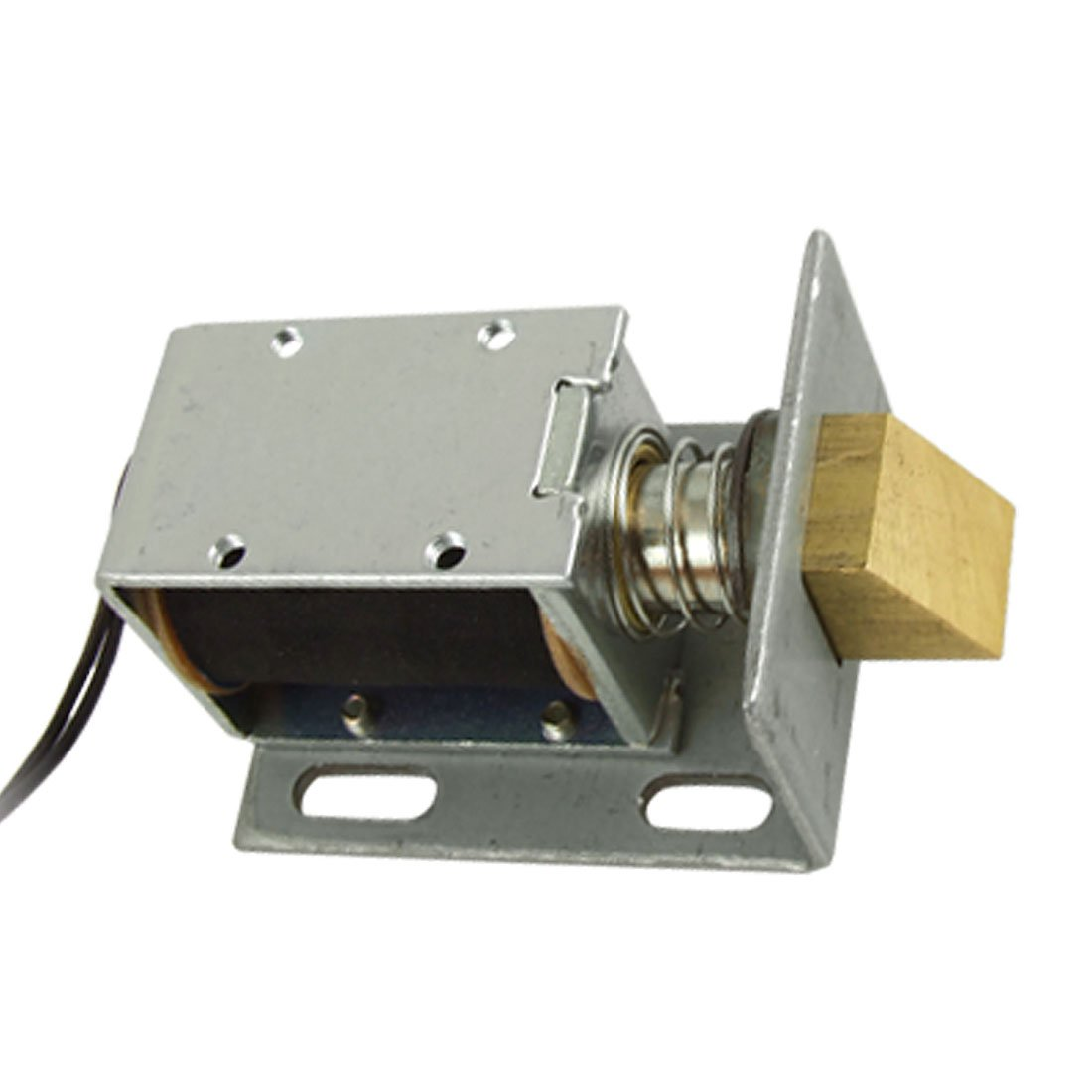 Le Meilleur Amico Dc 12V Open Frame Type Solenoid For Electric Door Ce Mois Ci