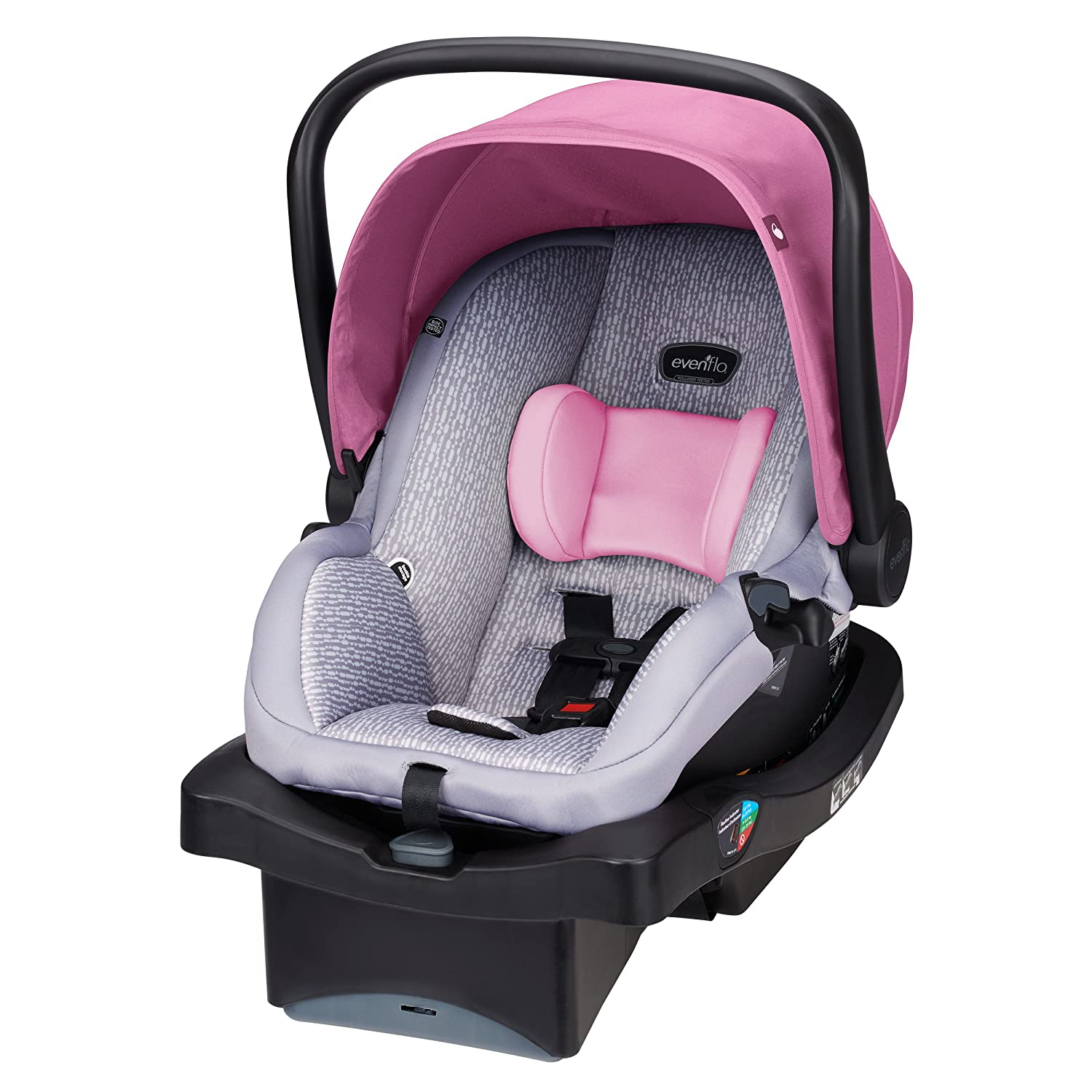 Le Meilleur Infant Car Seat Carrier Baby Girl Pink Safety Carseat Ce Mois Ci