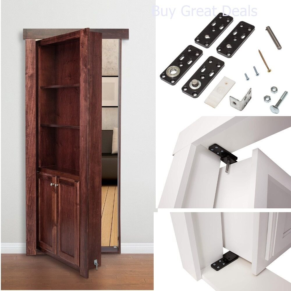 Le Meilleur Hidden Door Hinges Invisible For Cabinet Doors Murphy Ce Mois Ci