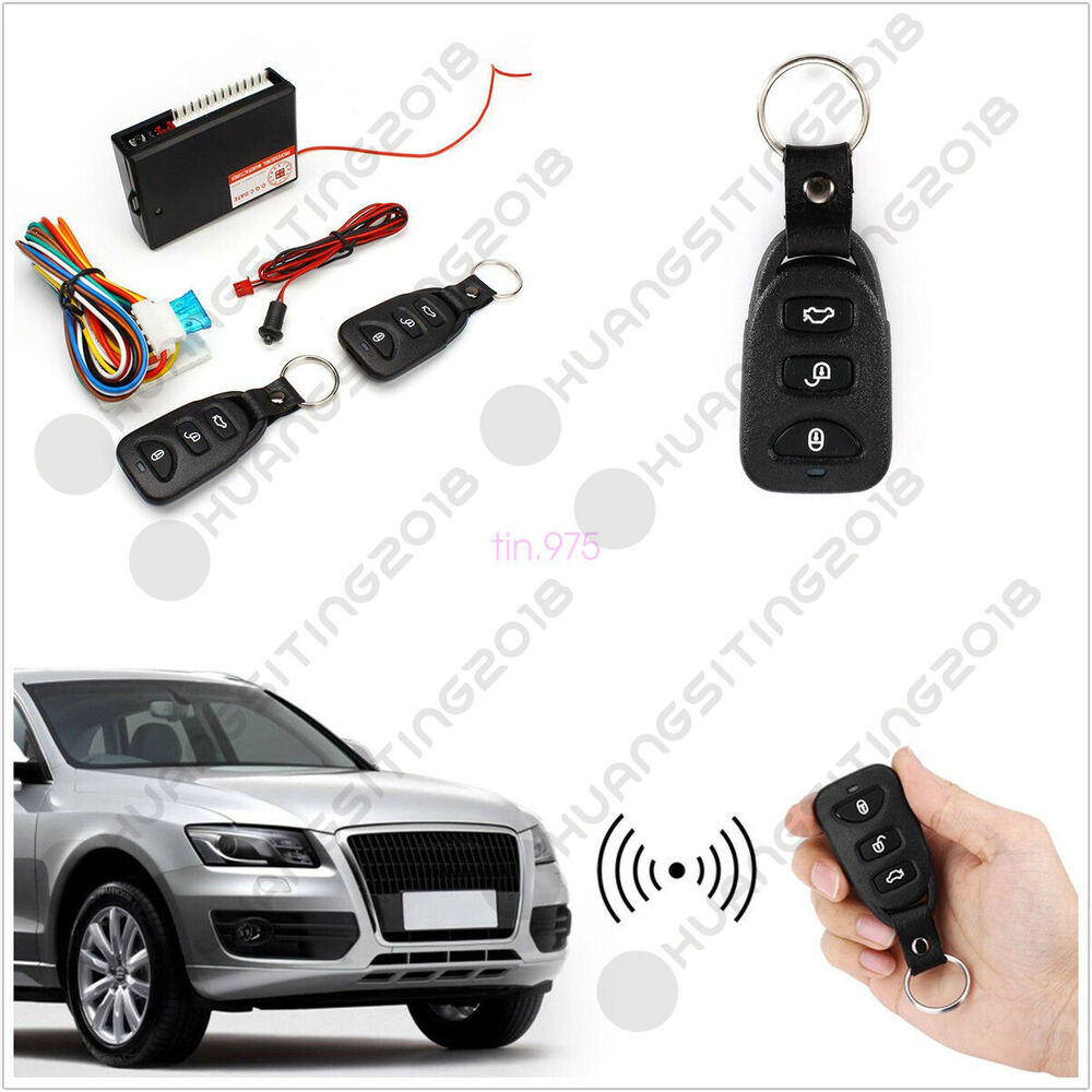 Le Meilleur Car Autos Alarm Door Lock Unlock Vehicle Keyless Entry Ce Mois Ci