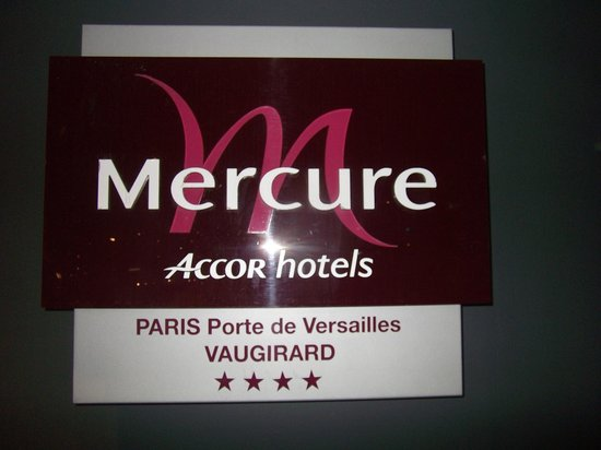 Le Meilleur Logo All Ingresso Picture Of Mercure Paris Vaugirard Ce Mois Ci
