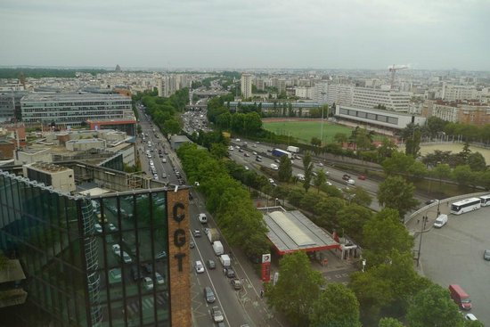Le Meilleur Vista Do Corredor Do Hotel Picture Of Ibis Paris Porte Ce Mois Ci