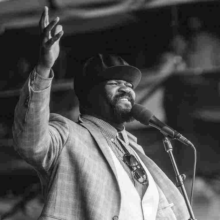 Le Meilleur Music Review Take Me To The Alley Gregory Porter Npr Ce Mois Ci