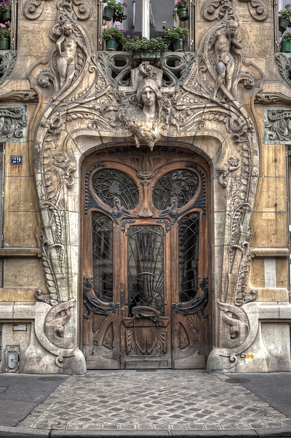 Le Meilleur The Best Door In Paris Flickr Photo Sharing Ce Mois Ci