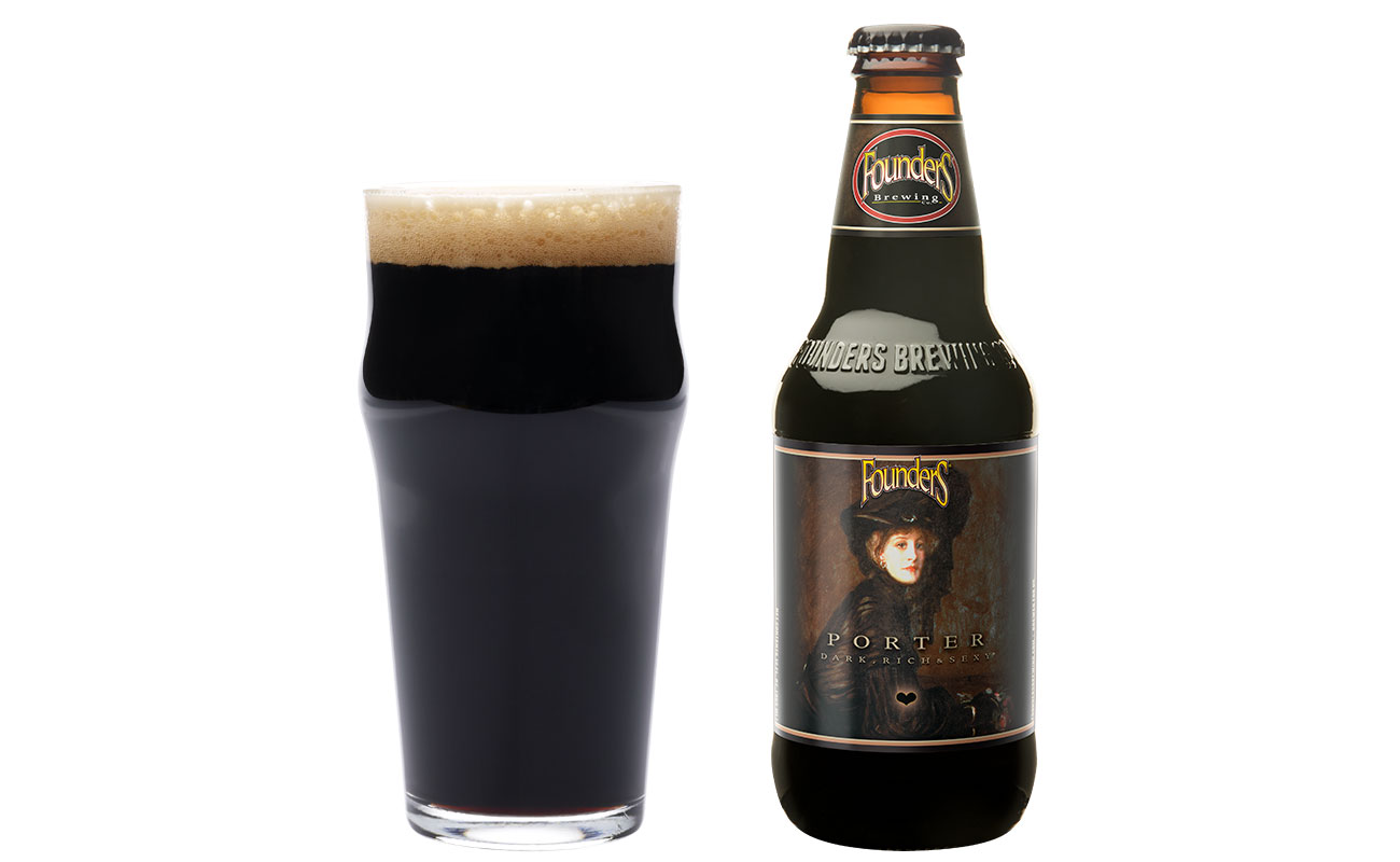 Le Meilleur Porter Robust Porter Founders Brewing Co Ce Mois Ci