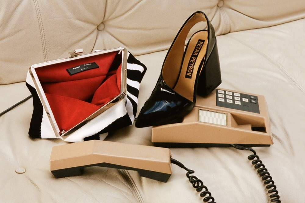 Le Meilleur The Ultimate 80S Inspired Shoes Bags To Invest In Now Ce Mois Ci