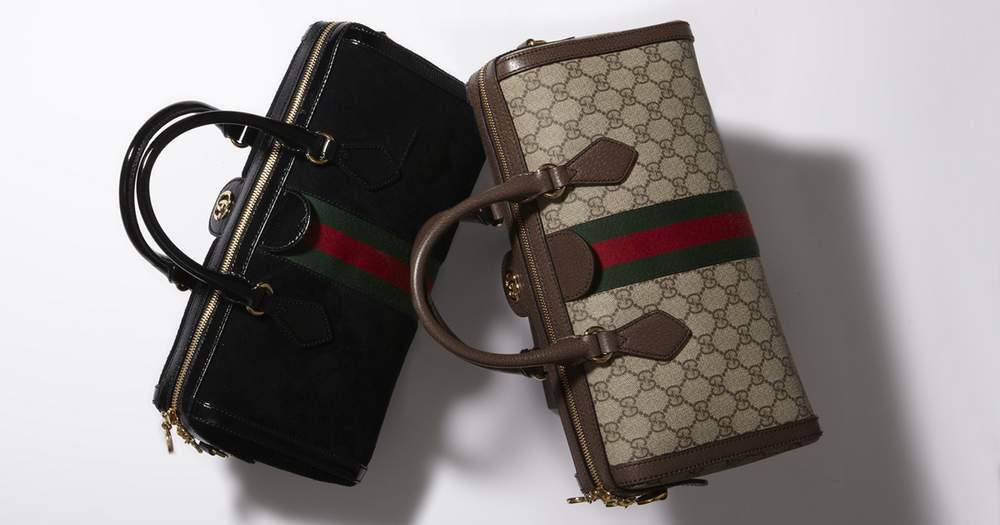 Le Meilleur Gucci Barrel Bag The Chic Holdall To Invest In Now Porter Ce Mois Ci