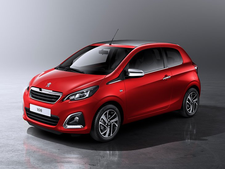 Le Meilleur Peugeot Configurator And Price List For The New 108 3 Door Ce Mois Ci