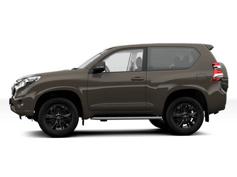 Le Meilleur New Toyota Land Cruiser 3 Door Suv Car Configurator And Ce Mois Ci