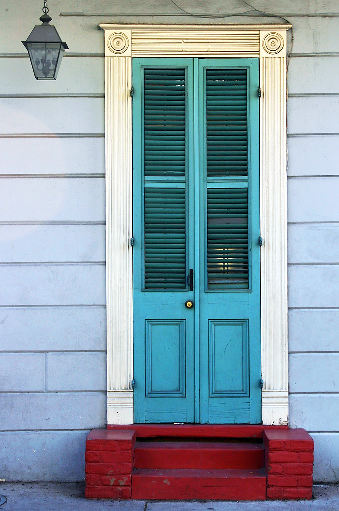 Le Meilleur New Orleans Door 3 This Is Part Of Series Of New Ce Mois Ci