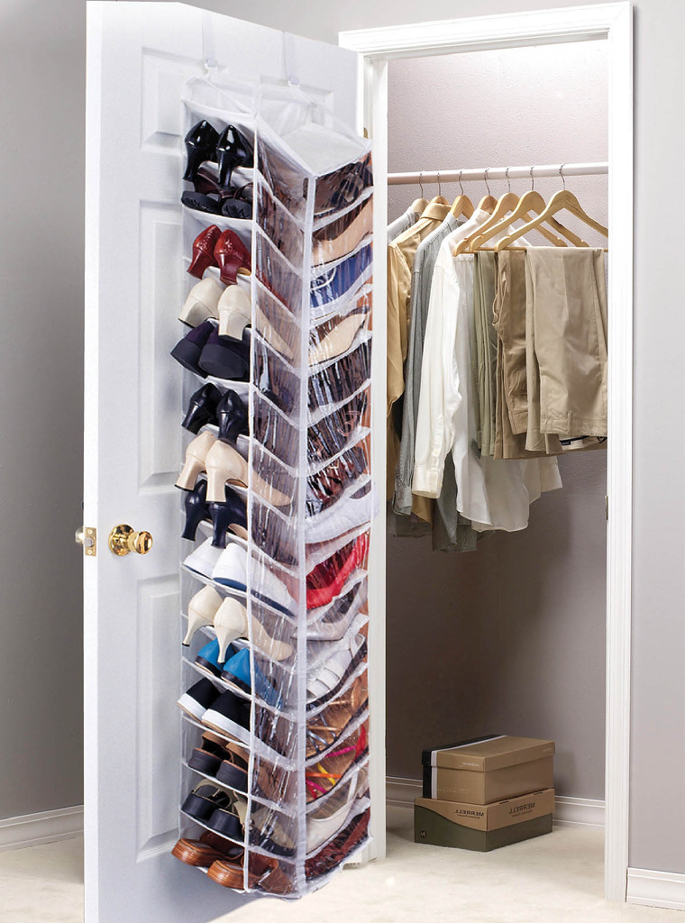 Le Meilleur 30 Pocket Over Door Shoe Organizer 30 Pocket Over Door Ce Mois Ci