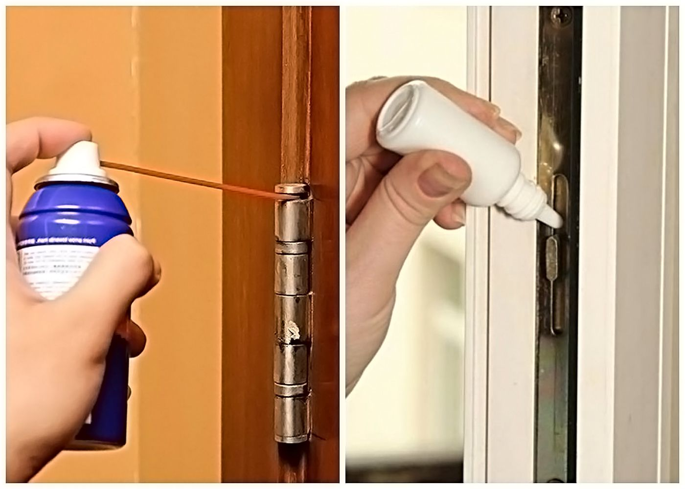 Le Meilleur What Lubricant To Use To Silence Squeaking Door Hinges Ce Mois Ci