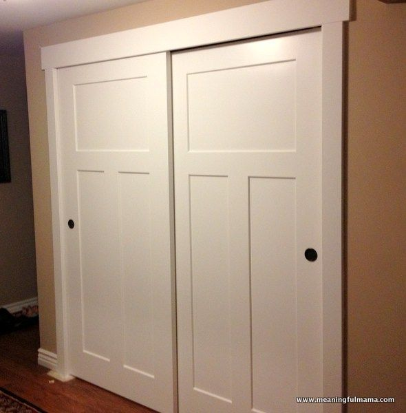 Le Meilleur 25 Best Ideas About Sliding Closet Doors On Pinterest Ce Mois Ci