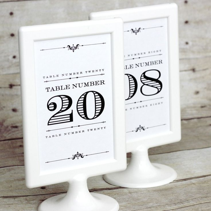 Le Meilleur Table Numbers Using Ikea Picture Frame Wedding Things Ce Mois Ci