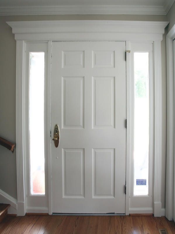 Le Meilleur 25 Best Ideas About Interior Door Trim On Pinterest Ce Mois Ci