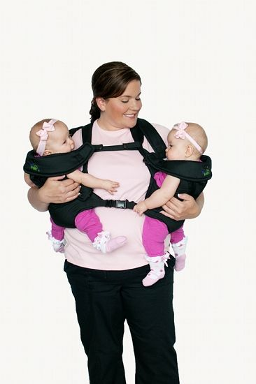 Le Meilleur Twintrexx 2 The Ultimate Twin Baby Carrier I Need This For Ce Mois Ci