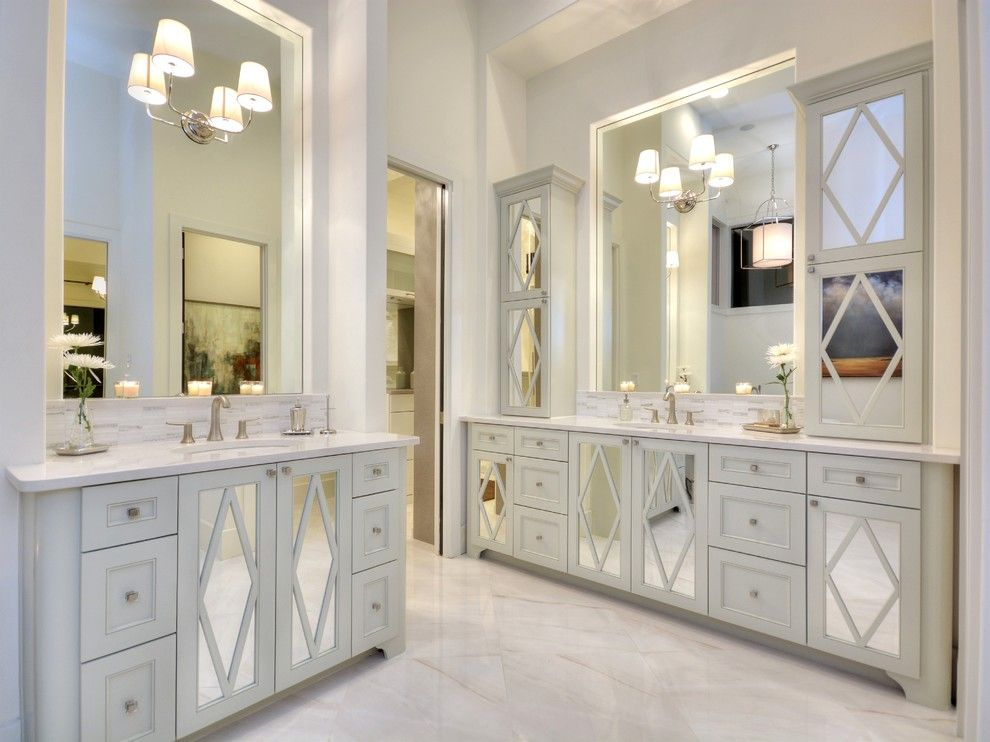 Le Meilleur Mirrored Kitchen Cabinets Google Search Kitchen Ce Mois Ci