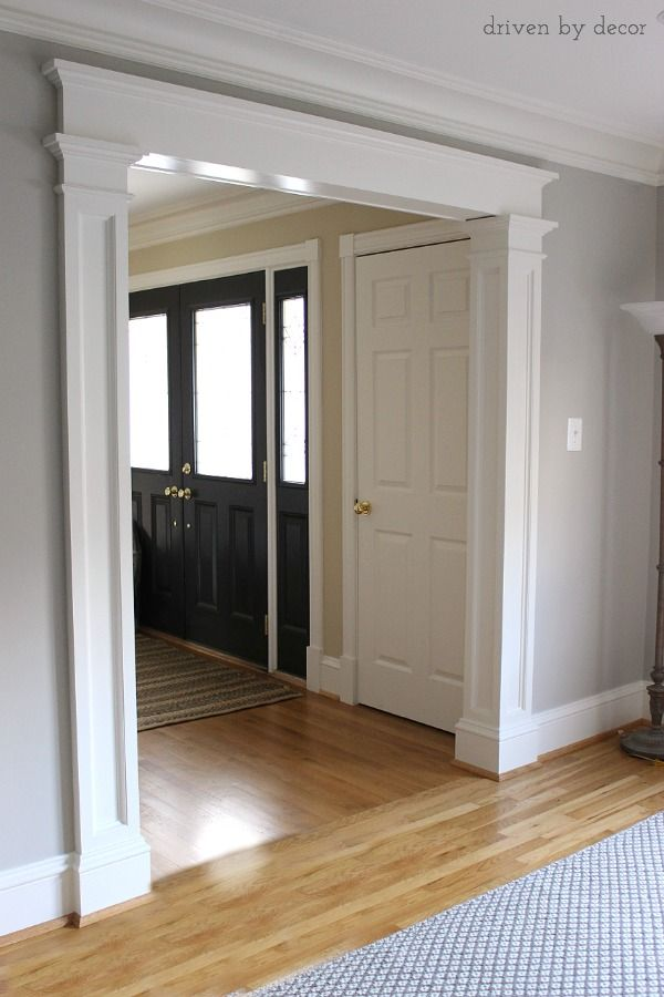 Le Meilleur Doorway Molding Design Ideas Decorative Mouldings Ce Mois Ci