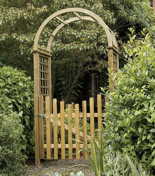 Le Meilleur Etrance To Garden Gates Garden Arch With Gate This Is It Ce Mois Ci
