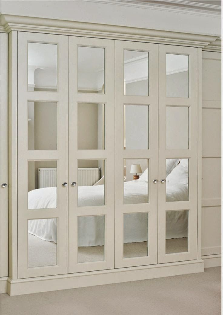 Le Meilleur Best 25 Mirrored Bifold Closet Doors Ideas On Pinterest Ce Mois Ci