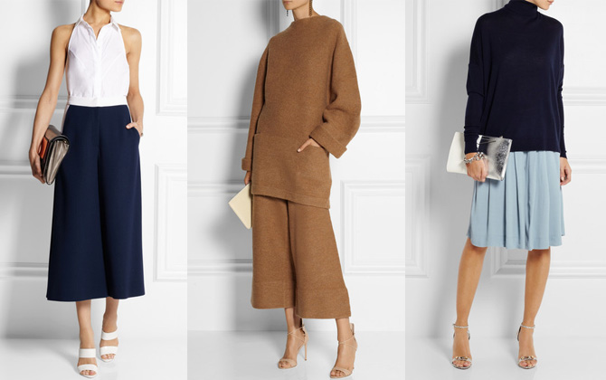 Le Meilleur How To Wear Culottes The Womens Room Ce Mois Ci
