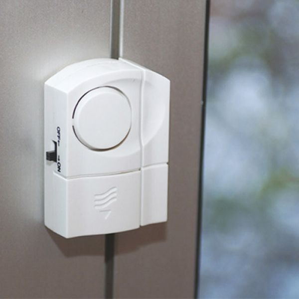 Le Meilleur Wireless Door And Window Alarm Buy At Wholesale Price Ce Mois Ci