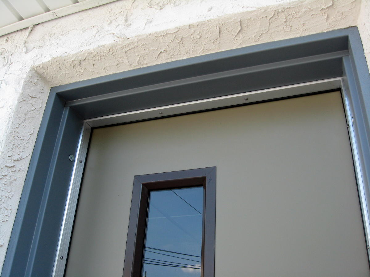 Le Meilleur How Can I Install A Metal Door In An Exsisting Block Wall Ce Mois Ci