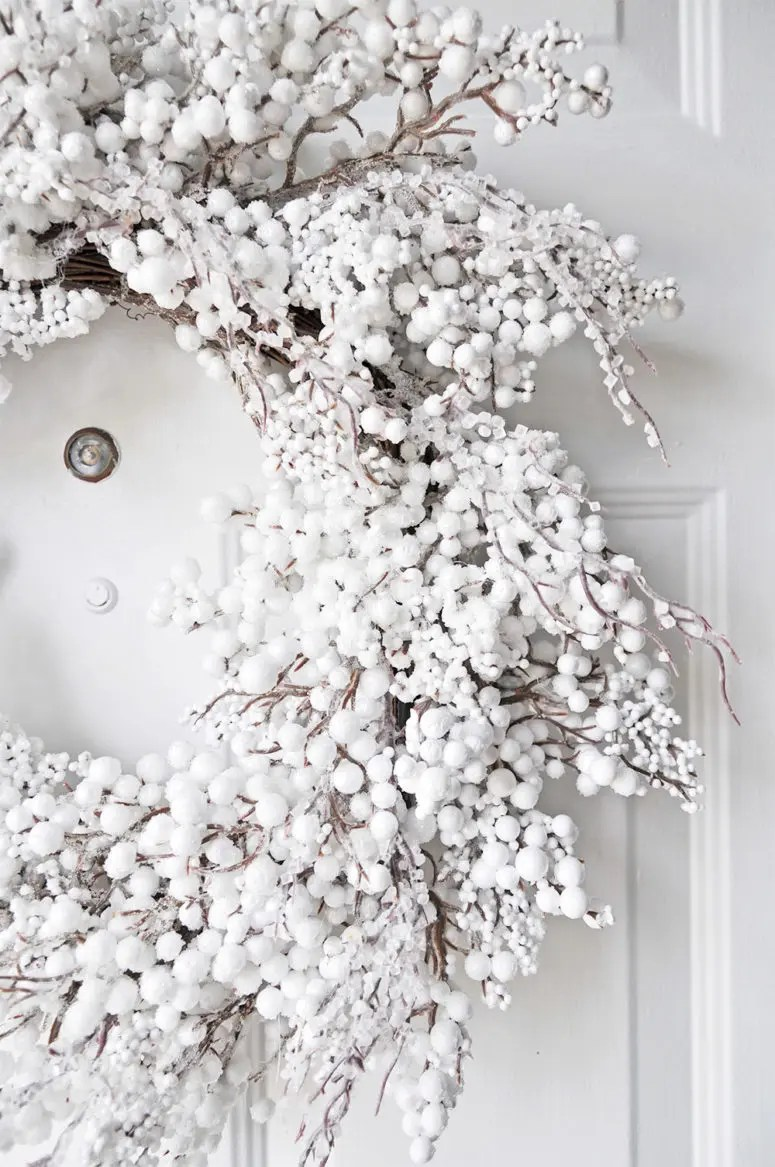 Le Meilleur 75 Awesome Christmas Wreaths Ideas For All Types Of Décor Ce Mois Ci