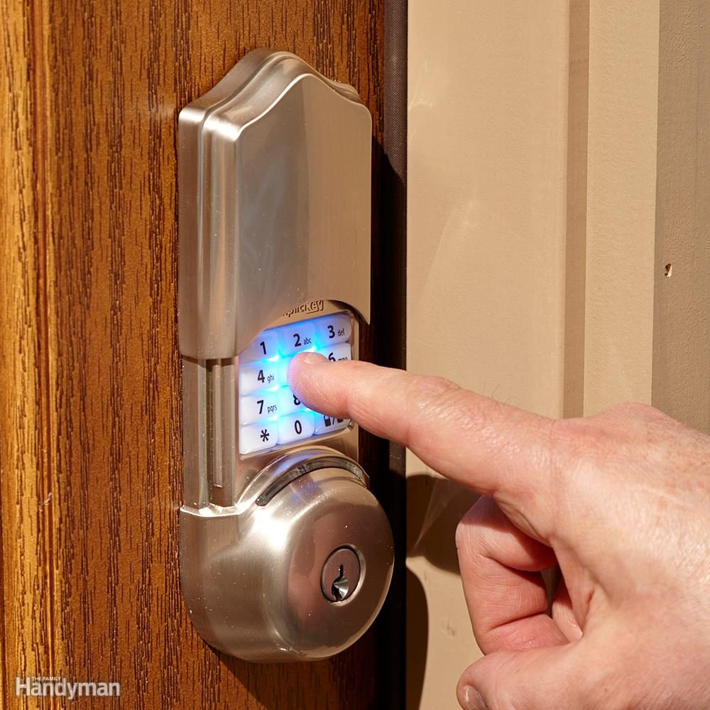 Le Meilleur All About Smart Door Locks Keyless Entry Bluetooth And Ce Mois Ci