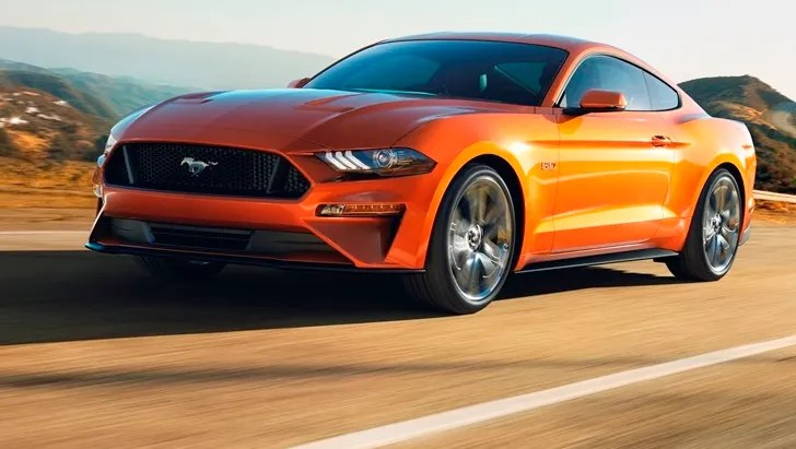 Le Meilleur Ford Says Mustang S Acceleration Will Bl*W Doors Off Rivals Ce Mois Ci