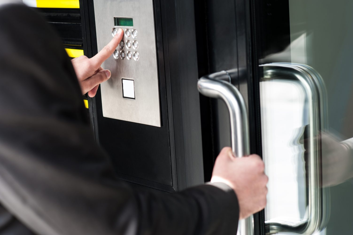 Le Meilleur Access Control Leads Growth In Physical Security Market Ce Mois Ci