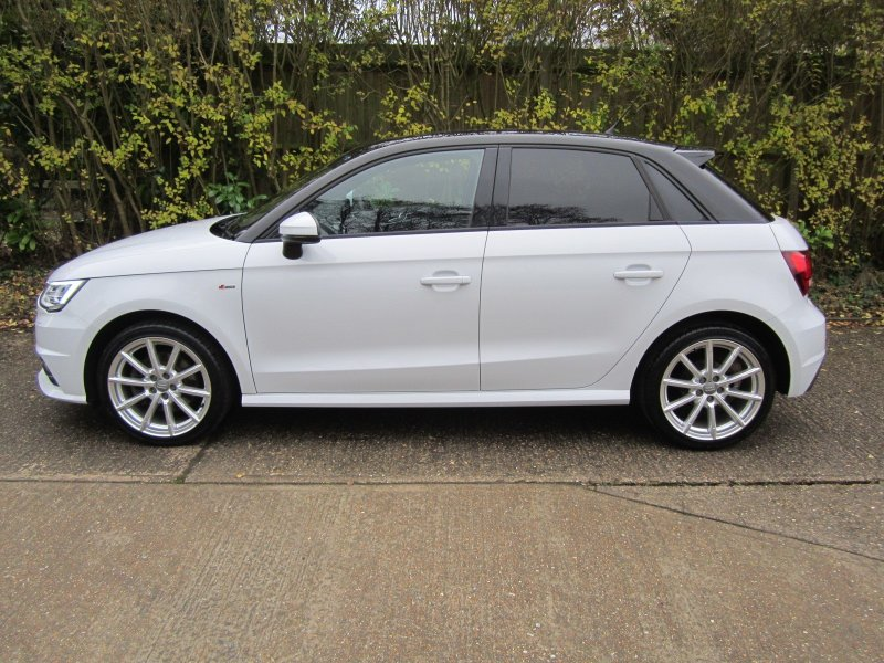 Le Meilleur Audi A1 Sport S Line 5 Door Manual Post My Car Ce Mois Ci