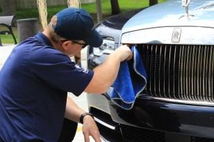 Rolls Royce Cleaning