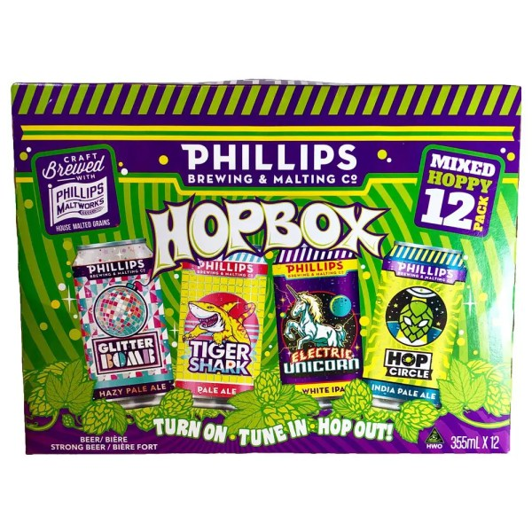 Phillips Hop Box Mixed Case