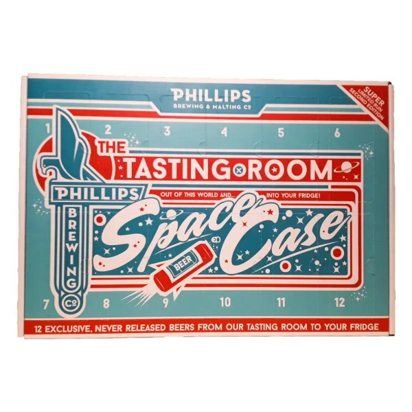 Phillips Brewing Space Case