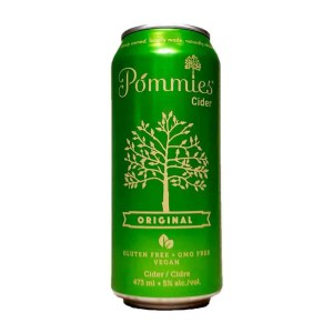 Pommies Original Cider