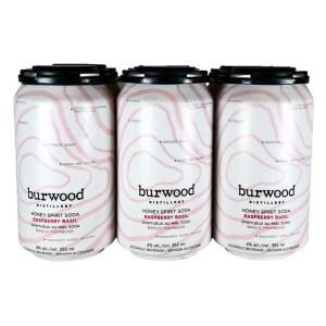 Burwood Raspberry Basil