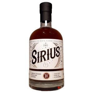 North Star Sirius 31 year Blended Whisky