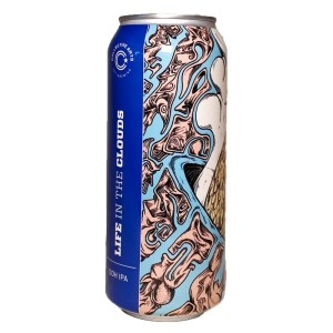 Collective Arts Life in the Clouds Hazy IPA