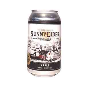Sunny Cider Apple Can