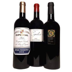 93 Point Old World Three Pack