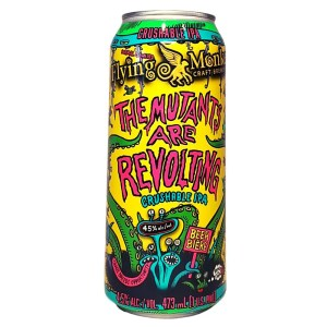 Flying Monkeys The Mutants are Revolting IPA