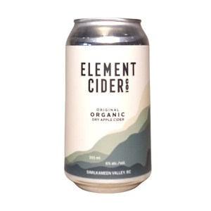 Element Cider Dry Apple