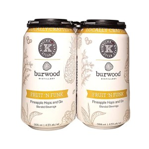 Burwood Fruit 'N Funk Kombucha